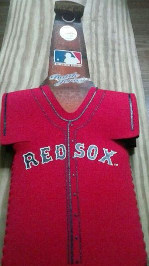 Official REDSOX beer or soda jersey for Sale in Worcester, MA