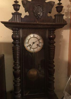 Antique pendulum clock for Sale in Santa Monica, CA