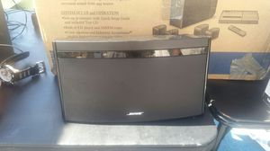 WIRELESS BOSE with remote for Sale in Hyattsville, MD