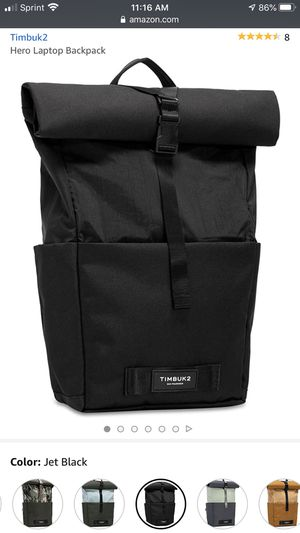 Timbuk2 Hero laptop backpack | NEW for Sale in Kirkland, WA