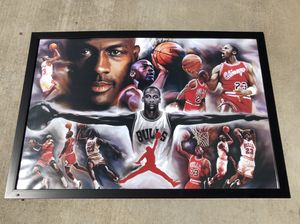 Classic Jordan Picture for Sale in Riverside, CA