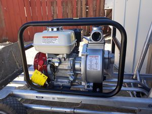 Water pump and transfer pump for Sale in Victorville, CA