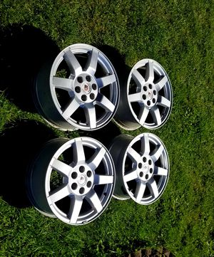 Cadillac 17 Inch Wheels Rims OEM for Sale in Kent, WA