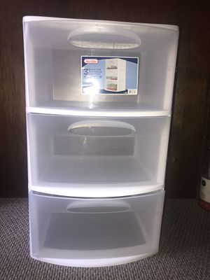 Plastic Drawer for Sale in Pawtucket, RI