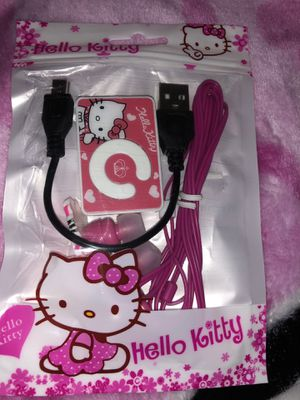Hello kitty MP3 player for Sale in Kissimmee, FL