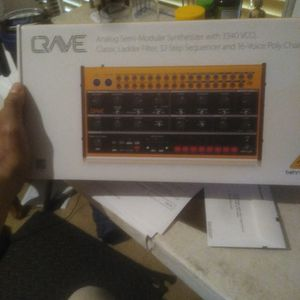 Behringer Crave Semi Modular for Sale in Tomball, TX