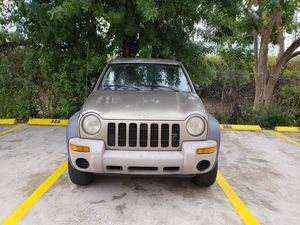 Jeep Liberty 2003 Sport 3.7 for Sale in Key Biscayne, FL