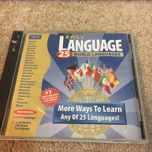 25 Languages Software For PCs for Sale in Las Vegas, NV