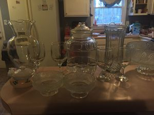 Glass collection for Sale in Douglasville, GA