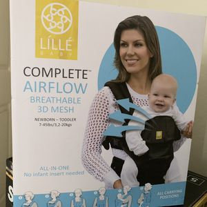 Lillibaby complete airflow baby carrier for Sale in Orlando, FL