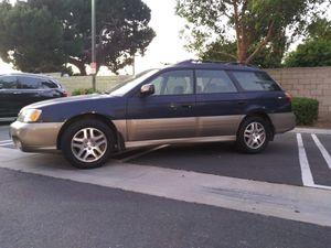 2003 AWD Subaru Outback for Sale in Garden Grove, CA