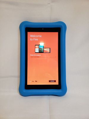 "Amazon Fire 7"" Kids Edition Tablet, 16GB for Sale in Spokane, WA"