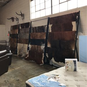 Beautiful Cowhide Rugs!! Take It Home Today! for Sale in Dallas, TX
