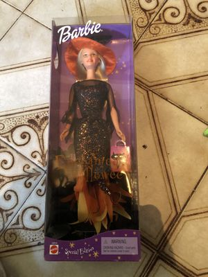 Barbie Halloween Enchanted for Sale in Miami, FL