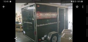 6x10 Enclosed Trailer for Sale in Miami, FL