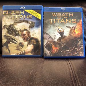 Wrath And Clash Of The Titans for Sale in Fairfax, VA