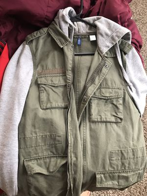 H&M Hoodie style jacket size small for Sale in Columbus, OH