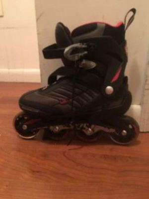 Roller blades from Salomon for men. Size 8 for Sale in Fenwick, MI