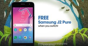 FREE SAMSUNG J2! for Sale in Lighthouse Point, FL