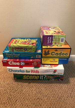 Children's board games for Sale in Elk Grove Village, IL