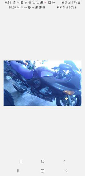 2001 Suzuki Katana 750cc ( Motorcycle ) for Sale in Arlington, TX