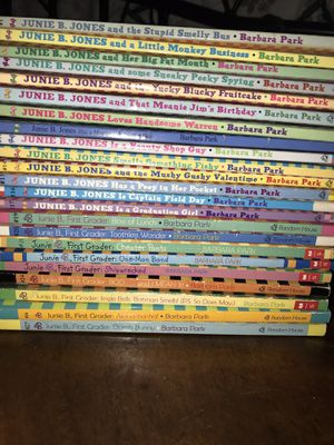Junie B Jones kids books for Sale in Green Bay, VA