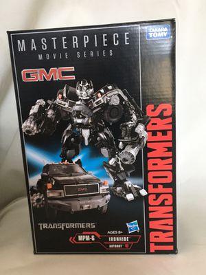 Transformers Masterpiece movie series Ironhide for Sale in Vista, CA