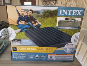"""INTEX 10"""" Durabeam Airbed for Sale in Moreno Valley, CA"""