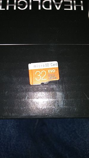 32 gb mini sd card for Sale in Atlanta, GA