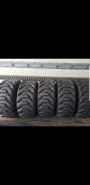 Bobcat tires 12 x 16.5 used for Sale in Lincoln Acres, CA