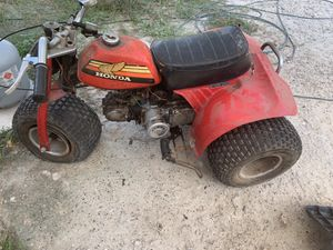 1985 atc 70cc 3 wheeler for repairs Does not run for Sale in Houston, TX