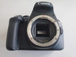 Canon Rebel T6 Photo Camera (without lens) for Sale in New York, NY