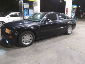 2006 Chrysler 300 fully loaded sunroof cold ac run great motor leather perfect running car 3800 blue titles for Sale in Houston, TX