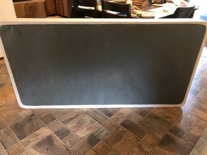 Metal frame twin box spring for Sale in Snohomish, WA