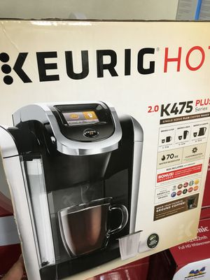 Keurig k475 plus New for Sale in Eastvale, CA