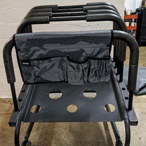 Jeep Hard top & door Storage Cart for Sale in Los Angeles, CA