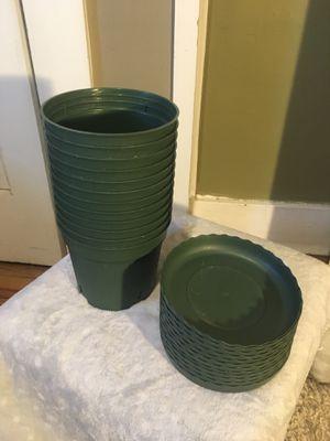 PLANT POTS!! Brand new!! for Sale in Smithfield, RI