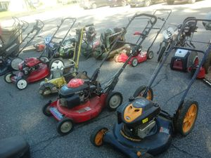 Lawnmowers $100, $150 for Sale in Norfolk, VA