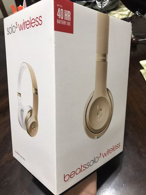 Beats Wireless Studio 3 for Sale in Miami, FL