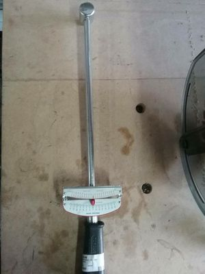 Craftsman torque wrench for Sale in Baltimore, MD