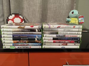 Xbox 360 Games for Sale in Burbank, CA