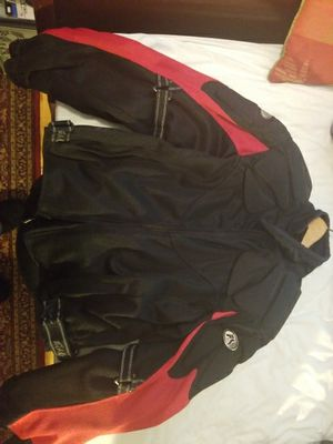 Motorcycle protective jacket for Sale in Montgomery Village, MD
