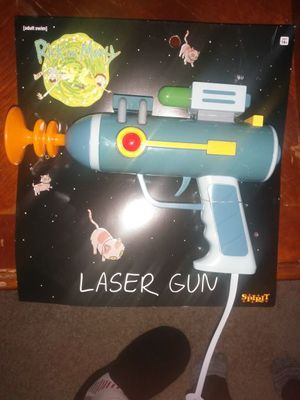 Rick and Morty Laser Gun for Sale in Orlando, FL