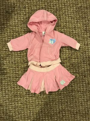 6 mo Girl's Cheer Outfit for Sale in Clarksburg, MD