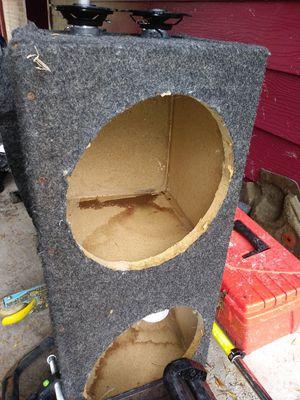 12'speaker box for Sale in Austin, TX