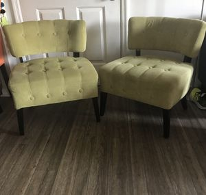 Two chairs for Sale in Murfreesboro, TN