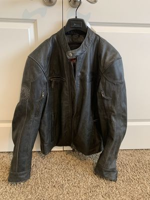 Indian motorcycle leather jacket for Sale in Arroyo Grande, CA