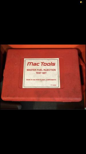 MAC Tools Master Fuel Injector Test Set for Sale in Knoxville, TN