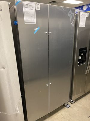 New Whirlpool Stainless Steel Side by Side Refrigerator for Sale in Chandler, AZ