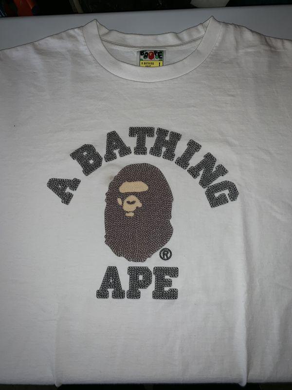 Bape shirt